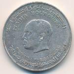 Тунис, 5 динаров (1976 г.)