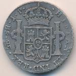 Перу, 8 реалов (1818 г.)