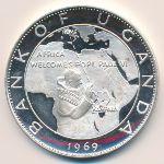 Уганда, 20 шиллингов (1969 г.)