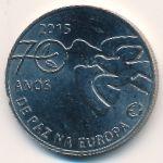 Португалия, 2 1/2 евро (2015 г.)