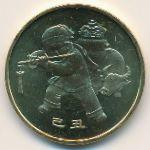 Китай, 1 юань (2009 г.)