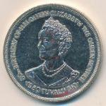 Тувалу, 10 долларов (1980 г.)