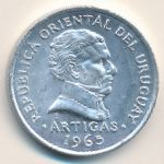 Уругвай, 50 сентесимо (1965 г.)