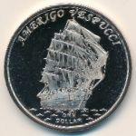 Острова Гилберта, 1 доллар (2017 г.)