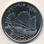 Острова Гилберта, 1 доллар (2019 г.)