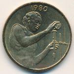 Западная Африка, 25 франков (1980–2012 г.)