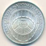 ФРГ, 5 марок (1973 г.)