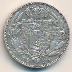Лихтенштейн, 1 франк (1924 г.)