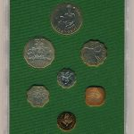 Свазиленд, Набор монет (1974 г.)