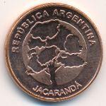 Аргентина, 1 песо (2017 г.)