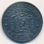 Арцберг., 5 пфеннигов (1917 г.)