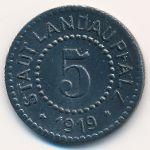 Ландау., 5 пфеннигов (1919 г.)