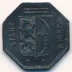 Менген., 10 пфеннигов (1918 г.)