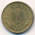 Гайана, 1 цент (1978–1992 г.)