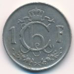 Люксембург, 1 франк (1952–1962 г.)