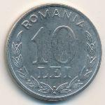 Румыния, 10 леев (1993 г.)