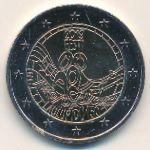 Эстония, 2 евро (2019 г.)