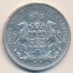 Гамбург, 5 марок (1900 г.)