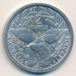 Новая Каледония, 2 франка (1949 г.)