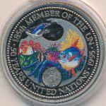 Палау, 1 доллар (1995 г.)