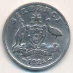 Австралия, 6 пенсов (1926 г.)