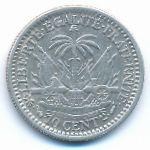 Гаити, 10 сентим (1894 г.)