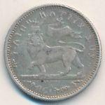 Эфиопия, 1/8 быра (1895 г.)