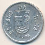 Португальская Индия, 1 рупия (1935 г.)