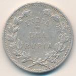 Португальская Индия, 1 рупия (1912 г.)