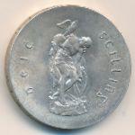 Ирландия, 10 шиллингов (1966 г.)