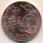 Австрия, 10 евро (2014 г.)