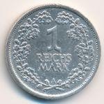 Веймарская республика, 1 рейхсмарка (1926 г.)