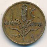 Мексика, 1 сентаво (1952–1966 г.)