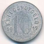 Шпейер., 10 пфеннигов (1917 г.)