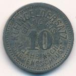 Мойзельвиц., 10 пфеннигов (1918 г.)