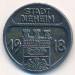 Нехайм., 50 пфеннигов (1918 г.)