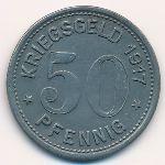 Олигс., 50 пфеннигов (1917 г.)