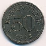Рот., 50 пфеннигов (1918 г.)