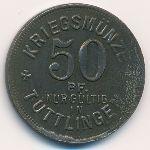 Тутлинген., 50 пфеннигов (1918 г.)