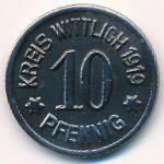 Виттлих., 10 пфеннигов (1919 г.)