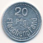 Нотгельды., 20 пфеннигов