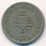Ангола, 2,5 эскудо (1953 г.)
