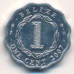 Белиз, 1 цент (2007 г.)