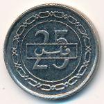 Бахрейн, 25 филсов (2002 г.)