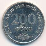 Вьетнам, 200 донг (2003 г.)