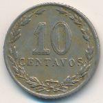 Аргентина, 10 сентаво (1905–1924 г.)