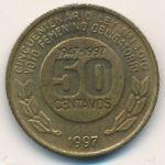 Аргентина, 50 сентаво (1997 г.)