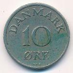 Дания, 10 эре (1948–1955 г.)
