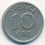 Швеция, 10 эре (1920–1947 г.)