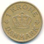 Дания, 1 крона (1931–1941 г.)